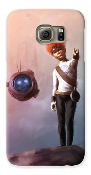 Goodkid Galaxy S6 Case by Jamie Fox