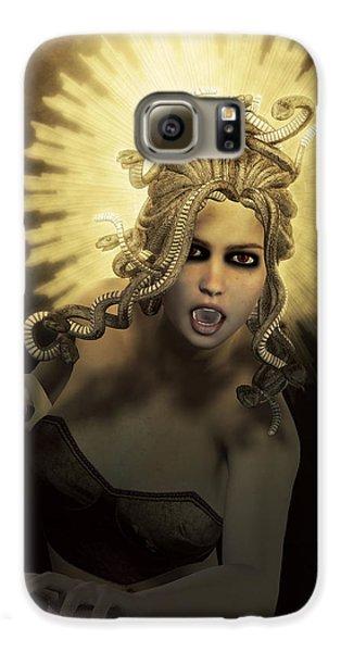 Gorgon Medusa Galaxy S6 Case by Joaquin Abella