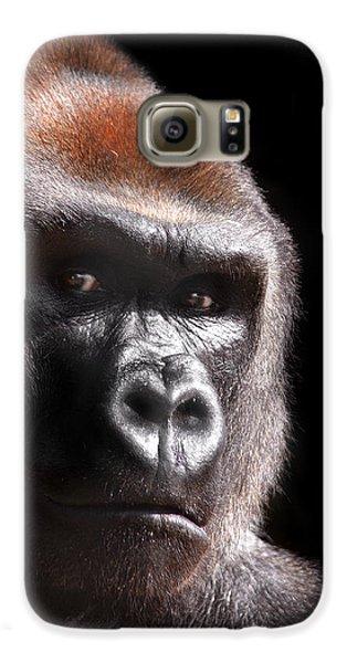 Gorilla ... Kouillou Galaxy S6 Case by Stephie Butler