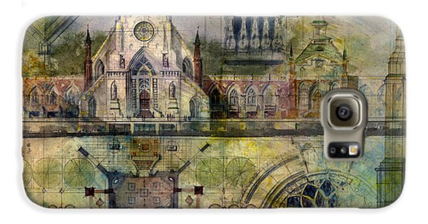 Architecture Galaxy S6 Case - Gothic by Andrew King