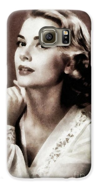 Grace Kelly, Actress, By Js Galaxy S6 Case