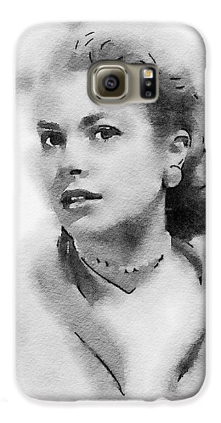 Grace Kelly By John Springfield Galaxy S6 Case