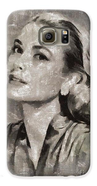 Grace Kelly By Mary Bassett Galaxy S6 Case