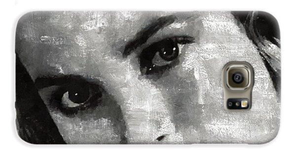 Grace Kelly Galaxy S6 Case by Mary Bassett