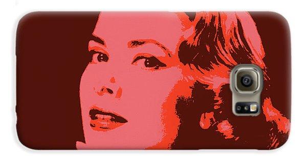 Grace Kelly Pop Art Galaxy S6 Case by Dan Sproul