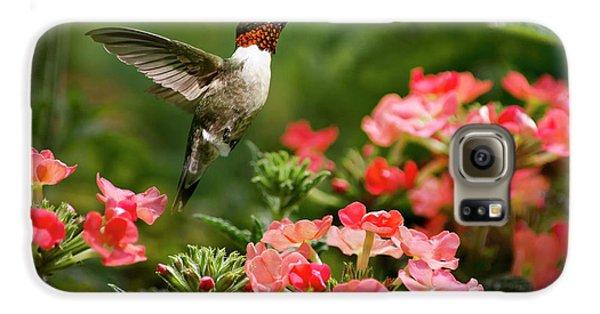 Graceful Garden Jewel Galaxy S6 Case