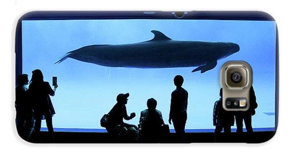 Grand Whale Galaxy S6 Case