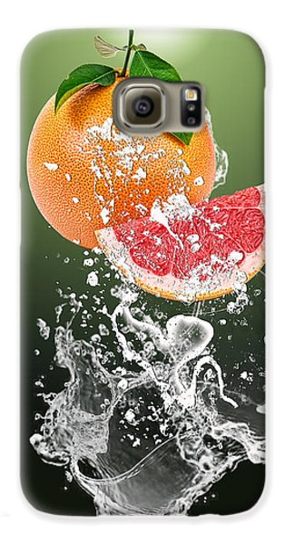 Grapefruit Splash Galaxy S6 Case