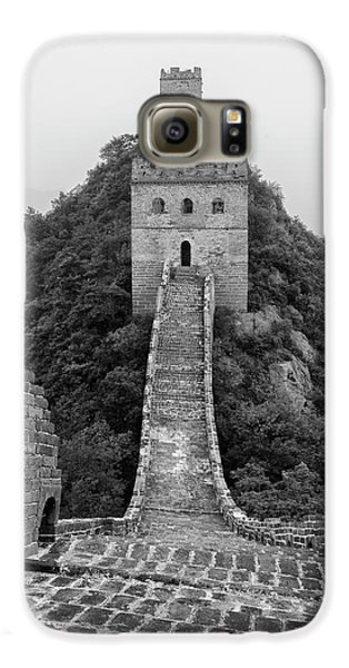 Galaxy S6 Case featuring the photograph Great Wall 1, Jinshanling, 2016 by Hitendra SINKAR
