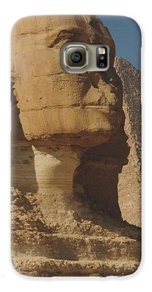 Great Sphinx Of Giza Galaxy S6 Case