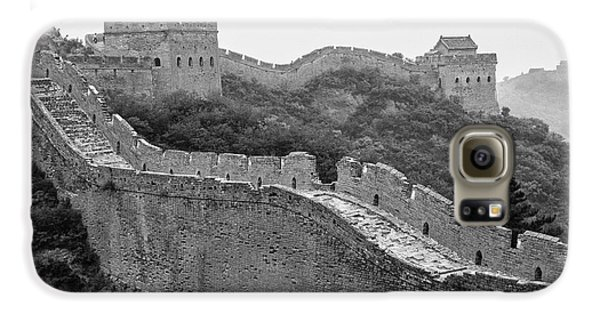 Galaxy S6 Case featuring the photograph Great Wall 8, Jinshanling, 2016 by Hitendra SINKAR