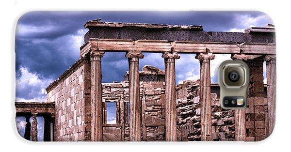 Greek Temple Galaxy S6 Case