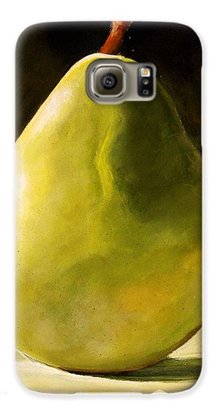 Green Pear Galaxy S6 Case