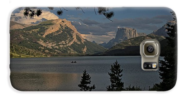 Green River Lake Galaxy S6 Case