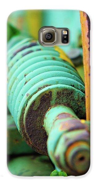 Green Spring Galaxy S6 Case
