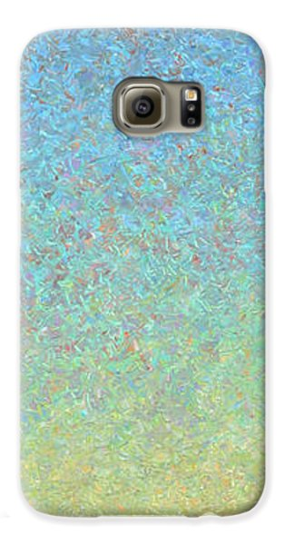 Guard Galaxy S6 Case by James W Johnson