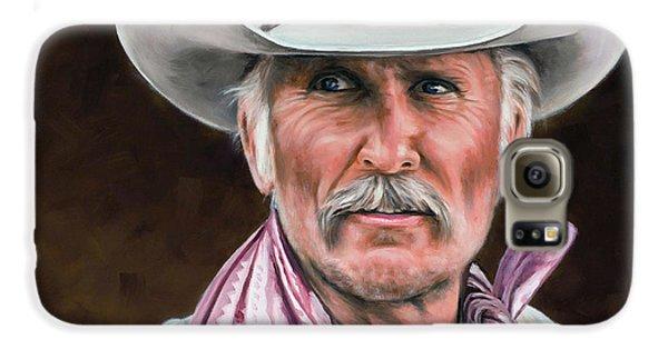 Gus Mccrae Texas Ranger Galaxy S6 Case