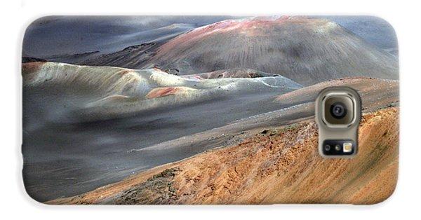 Haleakala, Maui II Galaxy S6 Case