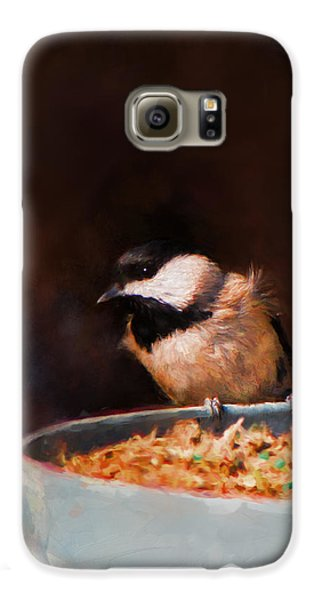 Hanging On The Edge Galaxy S6 Case