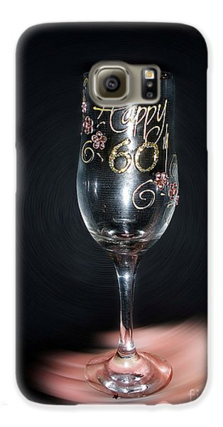 Happy 60th Birthday Galaxy S6 Case