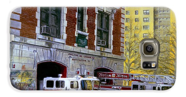 Harlem Galaxy S6 Case - Harlem Hilton by Paul Walsh