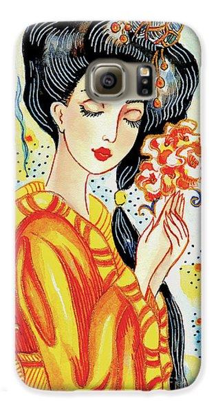 Harmony Flower Galaxy S6 Case