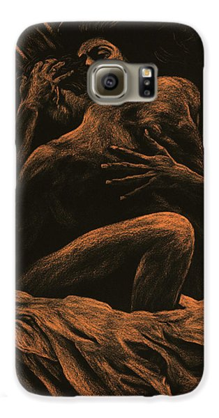 Nudes Galaxy S6 Case - Harmony by Richard Young