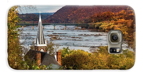 Harpers Ferry, West Virginia Galaxy S6 Case