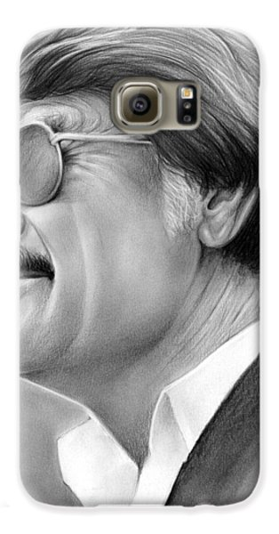 Hayden Fry Galaxy S6 Case by Greg Joens