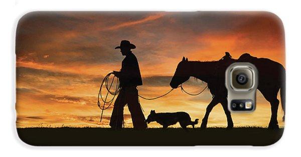Heading Home Galaxy S6 Case