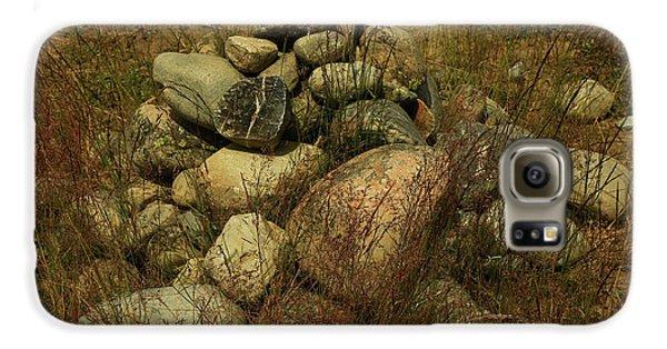 Heap Of Rocks Galaxy S6 Case by Nareeta Martin