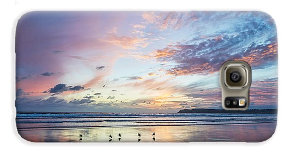 Hearts In The Sky Galaxy S6 Case