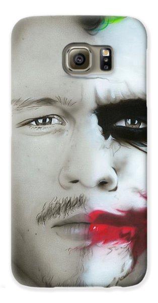 Heath Ledger / Joker Galaxy S6 Case