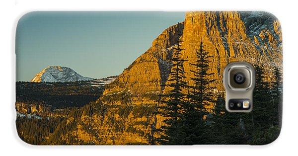 Heavy Runner Mountain Galaxy S6 Case
