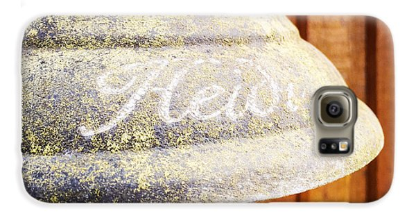 Detail Galaxy S6 Case - Heidi Bell by Matthias Hauser
