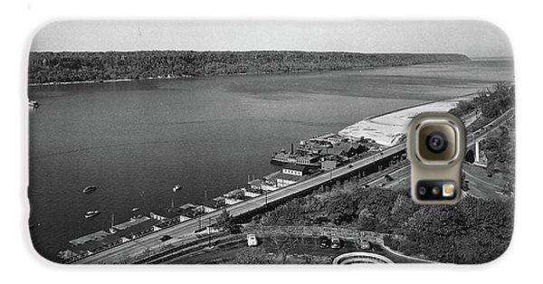 Henry Hudson Parkway, 1936 Galaxy S6 Case by Cole Thompson
