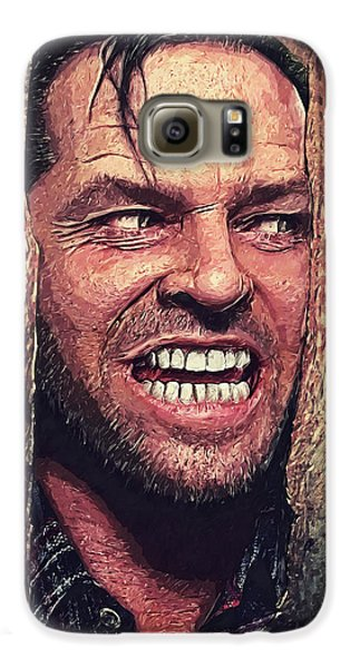 Here's Johnny - The Shining  Galaxy S6 Case