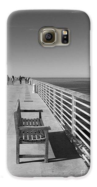 Hermosa Beach Seat Galaxy S6 Case