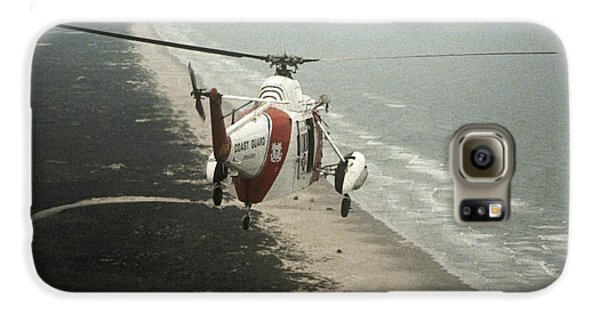 Hh-52a Beach Patrol Galaxy S6 Case