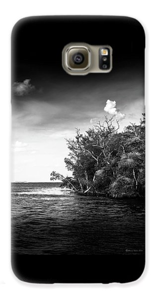 Mangrove Galaxy S6 Case - High Tide by Marvin Spates