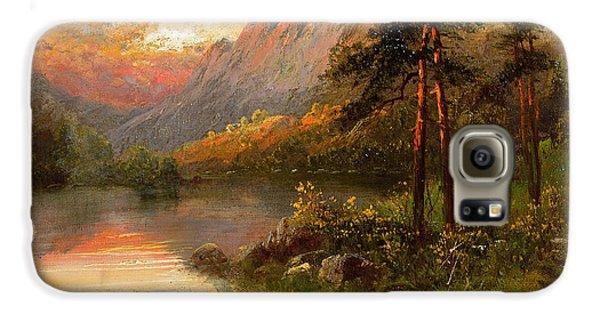 Highland Solitude Galaxy S6 Case