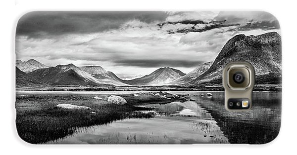 Hills Of Vesteralen Galaxy S6 Case