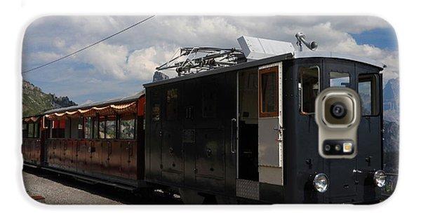 Historic Cogwheel Train  Galaxy S6 Case