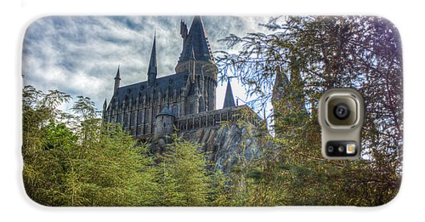 Hogwarts Castle Galaxy S6 Case