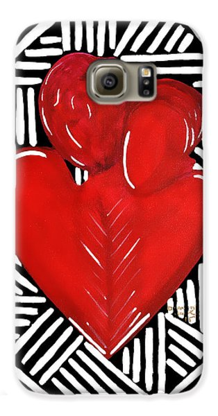 Hold Me Galaxy S6 Case by Diamin Nicole