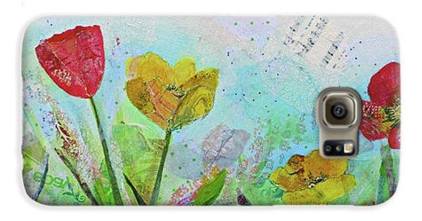 Tulip Galaxy S6 Case - Holland Tulip Festival I by Shadia Derbyshire