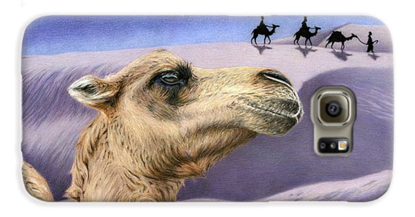 Holy Night Galaxy S6 Case