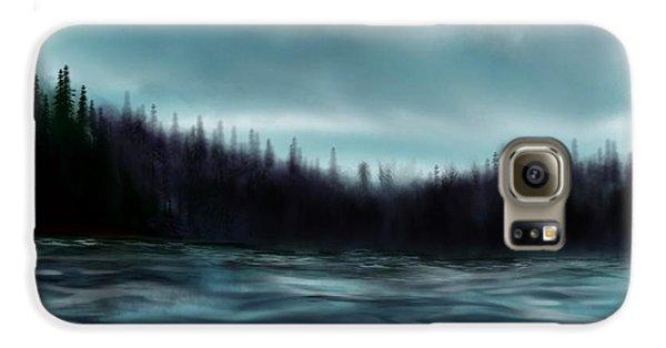 Hood Canal Puget Sound Galaxy S6 Case