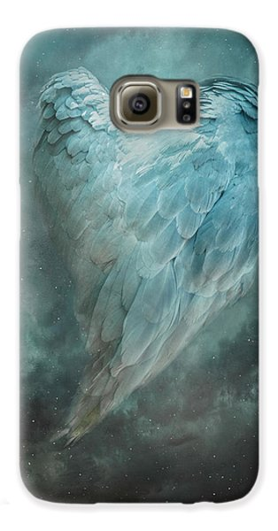 Hope Is The Thing With Feathers Galaxy S6 Case