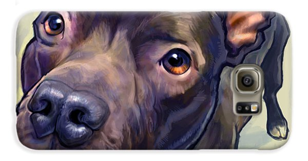 Dog Galaxy S6 Case - Hope by Sean ODaniels